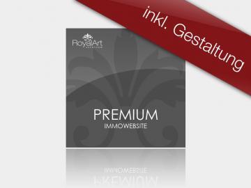 Immobilienwebsite Designsoftware PREMIUM inkl. Gestaltung