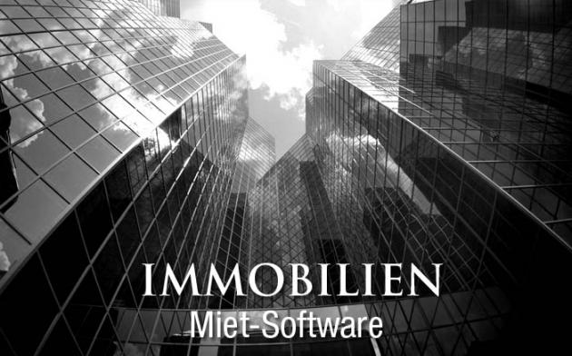 Immobilienwebsite Miete